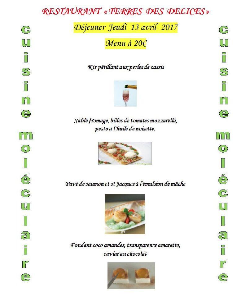 Cuisine Moléculaire à Goûter à Découvrir Au Restaurant Terres - Restaurant cuisine moleculaire